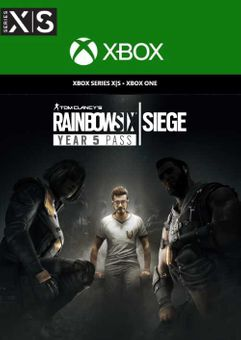 Tom Clancy's Rainbow Six Siege - Year 5 Pass Xbox One (UK)