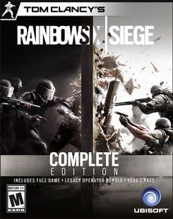 Tom Clancys Rainbow Six Siege Complete Edition PC