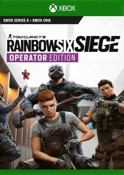 Tom Clancy's Rainbow Six Siege Operator Edition Xbox One (UK)