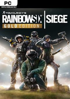 Tom Clancy's Rainbow Six Siege Year 4 Gold Edition PC (EU)