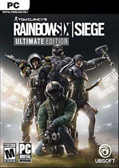Tom Clancy's Rainbow Six Siege Year 5 Ultimate Edition PC (EU)