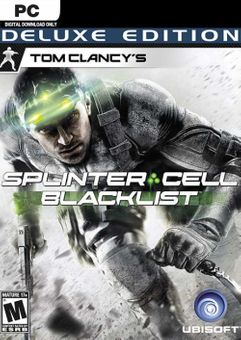 Tom Clancy's Splinter Cell Blacklist Deluxe Edition PC (EU)