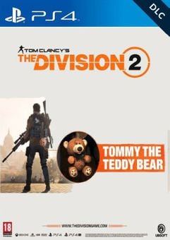 Tom Clancy's The Division 2 PS4 - Tommy the Teddy Bear DLC