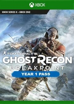 Tom Clancys Ghost Recon Breakpoint Year 1 Pass Xbox One (UK)