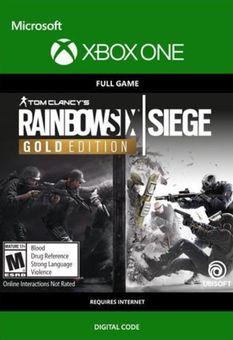 Tom Clancys Rainbow Six Siege Year 3 Gold Edition Xbox One