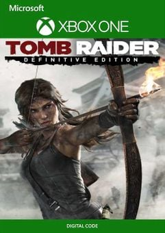 Tomb Raider: Definitive Edition Xbox One (US)