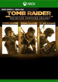 Tomb Raider Definitive Survivor Trilogy Xbox One (UK)