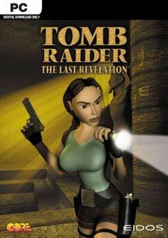 Tomb Raider IV: The Last Revelation PC