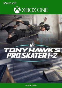 Tony Hawk's Pro Skater 1 + 2 Xbox One (UK)