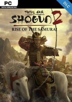 Total War: SHOGUN 2 - Rise of the Samurai Campaign PC -  DLC