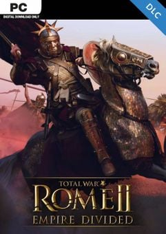 Total War: ROME II  - Empire Divided Campaign Pack PC-DLC