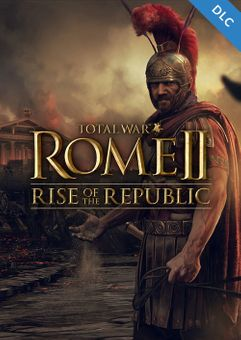 Total War ROME II 2 PC - Rise of the Republic DLC (EU)