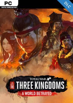 Total War Three Kingdoms A World Betrayed PC DLC