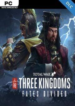 Total War: Three Kingdoms - Fates Divided PC - DLC (EU)