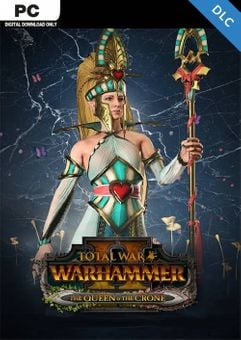 Total War Warhammer II 2 PC - The Queen & The Crone DLC (EU)