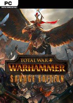Total War: WARHAMMER- Savage Edition PC (EU)