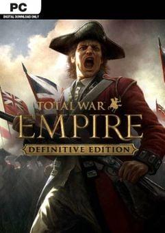 Total War: Empire - Definitive Edition PC (EU)