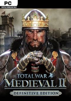 Total War: Medieval II  - Definitive Edition PC (EU)
