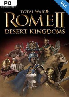 Total War: ROME II - Desert Kingdoms Culture Pack PC - DLC (EU)