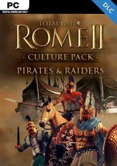 Total War: ROME II - Pirates and Raiders Culture Pack PC - DLC