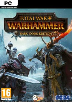Total War: Warhammer Dark Gods Edition PC (EU)