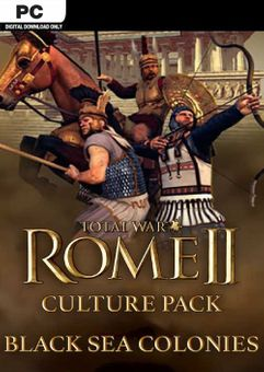 Total War Rome 2 Black Sea Colonies Culture Pack PC DLC (EU)