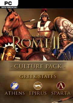 Total War Rome 2 Greek States Culture Pack PC DLC (EU)