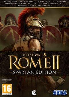 Total War: Rome II 2 – Spartan Edition PC