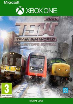 Train Sim World 2020 Collector's Edition Xbox One (UK)