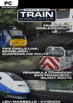 Train Simulator Collection PC