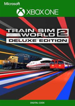 Train Sim World 2 Deluxe Edition Xbox One (UK)