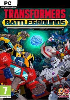 Transformers - Battlegrounds PC