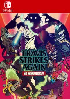 Travis Strikes Again No More Heroes Switch (EU)