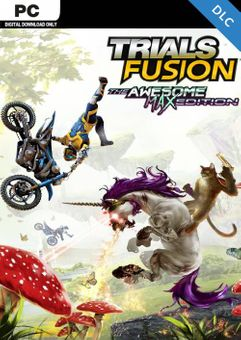 Trials Fusion Awesome Max Edition PC - DLC