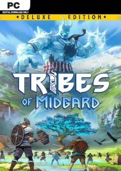 Tribes of Midgard - Deluxe Edition PC