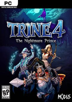 Trine 4 - The Nightmare Prince PC (EU)