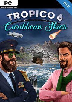 Tropico 6 - Caribbean Skies PC - DLC (EU)
