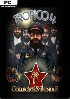 Tropico 4 Collector's Bundle PC