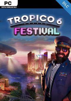 Tropico 6 - Festival PC - DLC