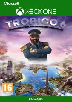 Tropico 6 Xbox One (UK)