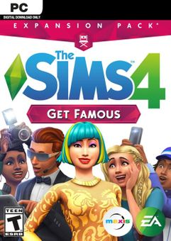 The Sims 4 - Get Famous Expansion Pack PC