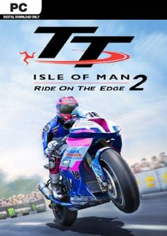 TT Isle of man - Ride on the Edge 2 PC