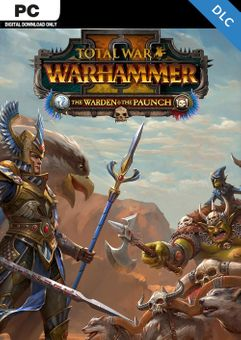Total War Warhammer II 2 - The Warden and The Paunch PC - DLC