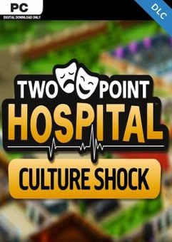 Two Point Hospital: Culture Shock PC - DLC