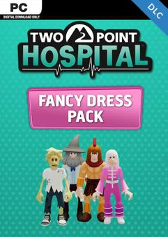Two Point Hospital: Fancy Dress Pack PC - DLC (EU)