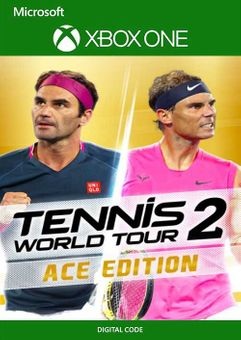 Tennis World Tour 2: Ace Edition Xbox One (UK)