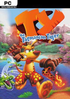 TY the Tasmanian Tiger PC