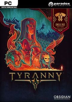 Tyranny Deluxe Edition PC