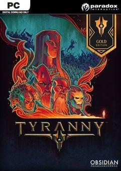 Tyranny Gold Edition PC