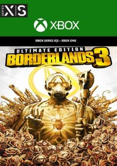 Borderlands 3 Ultimate Edition Xbox One / Xbox Series XS
